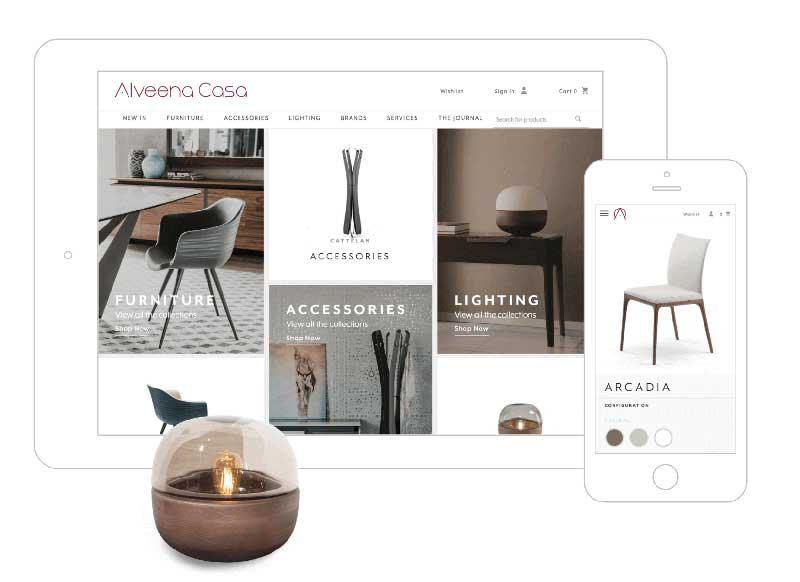 Tirol Webdesign Homepage